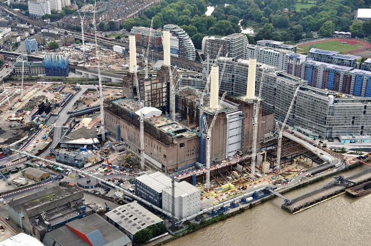 Battersea Power Station Construction Safety/CDM